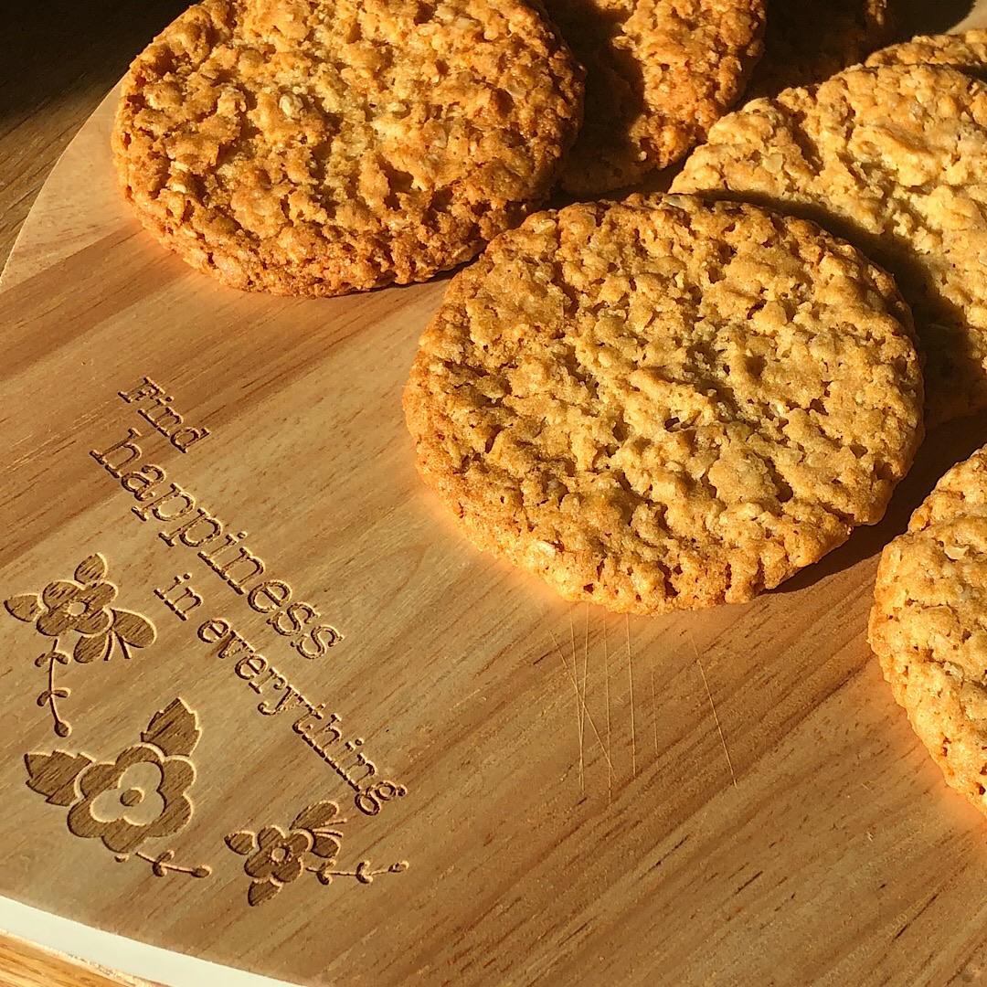 My Favourite Oat Cookies Recipe