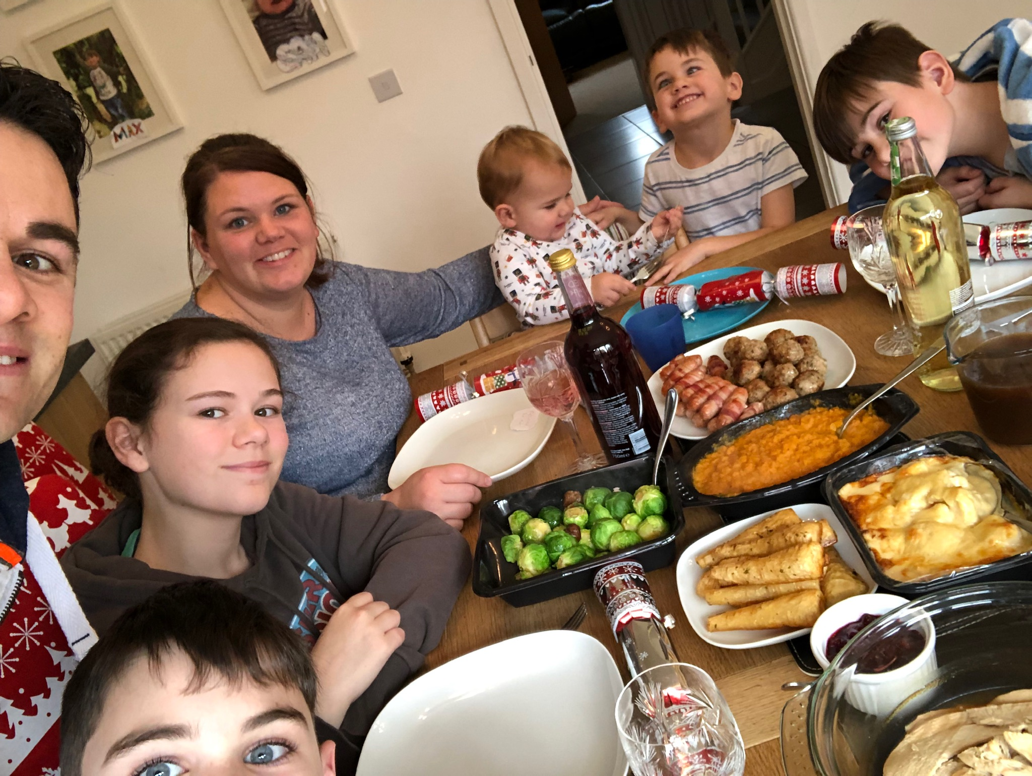 Our Christmas in Pictures 2018